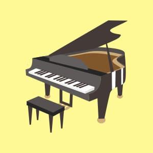 ピアノの移動搬送